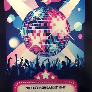 70s and 80s Disco Classics Night at 20 at The Kings
