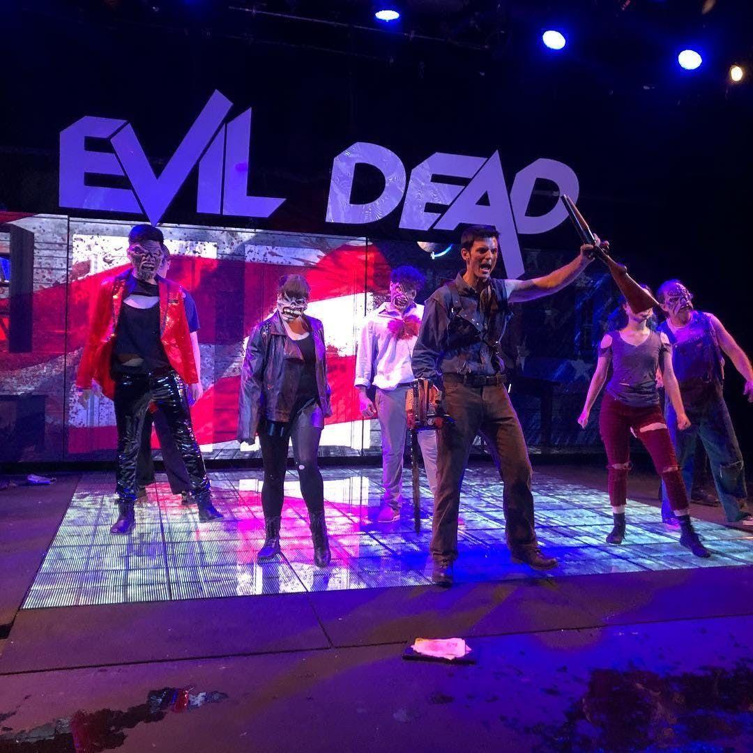 Evil Dead The Musical HD Thursday 19 8PM
