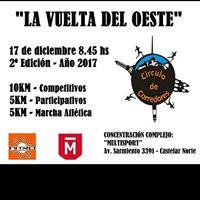2 E. La Vuelta Del Oeste Castelar - Buenos Aires (5 y 10 Km)