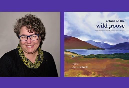 Book Launch for Return of the Wild Goose by Jane Ledwell