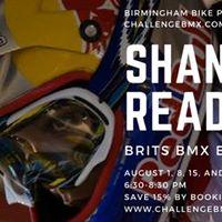 Shanaze Reade Brits BMX Bootcamp