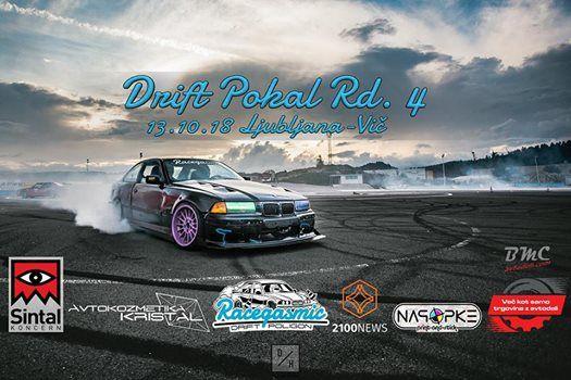 Racegasmic Drift Pokal Rd.4 - Vi Zakljuek sezone