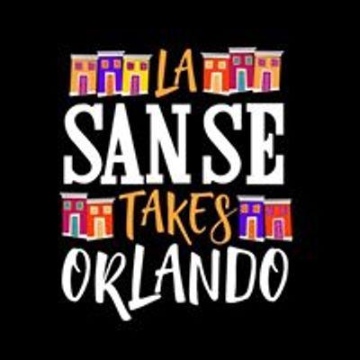La SanSe Takes Orlando