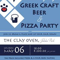Greek Craft Beer &amp Pizza Party