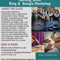 Swindon - Sterling Silver Ring &amp Bangle Workshop