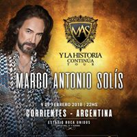 Marco Antonio Sols en Corrientes