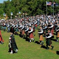 Scottish Highland Games with Silver Willow Grove