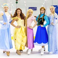 Skate with a Princess - Beauty and the Beast Special