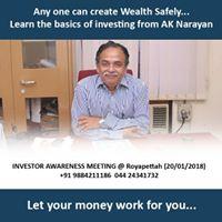 Investor Awareness Meeting