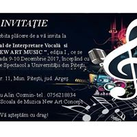 Concursul National NEW ART MUSIC