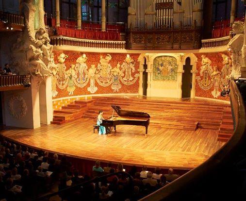 Beethoven y Tchaikovski en el Palau de la Msica
