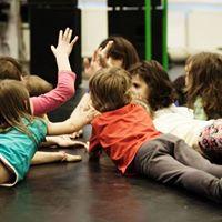 Cursuri de dans contemporan pentru copii cu Catrinel Catan II