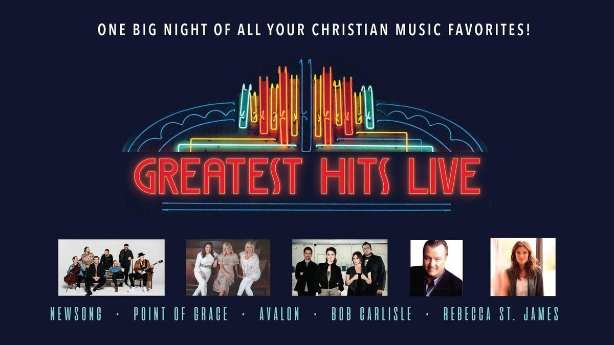 fd40a16d87f71 VOLUNTEERS - Newsong Greatest Hits- Friday