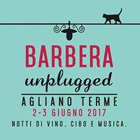 Barbera Unplugged - 2017