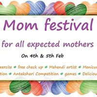 MOM Festival (all free for expected Mothers)