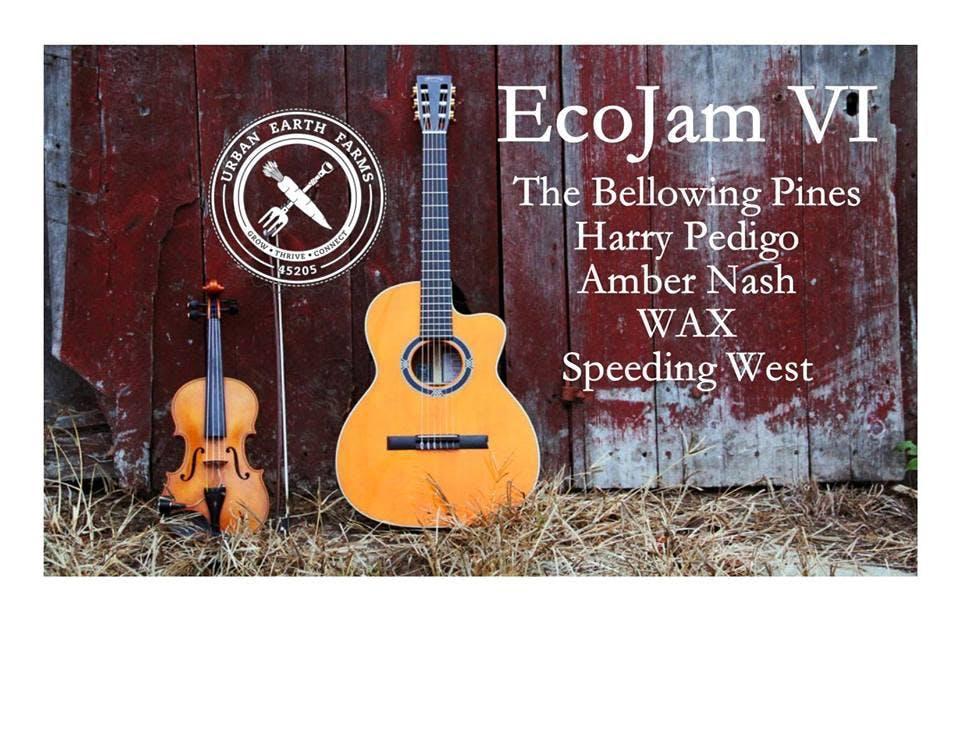 EcoJam VI - Presented by Urban Earth Farms