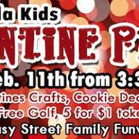Fun 4 Ocala Kids Valentines Party at Easy Street
