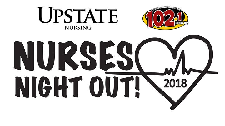 Upstate Nursings Nurses Night Out 2018