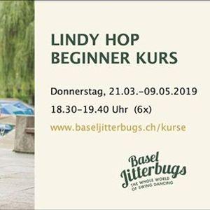 Lindy Hop Beginner Kurs
