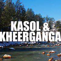29th SEP - Kasol &amp Kheerganga - By The River Side