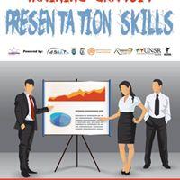 SSB 2017 - Curs Presentation Skills