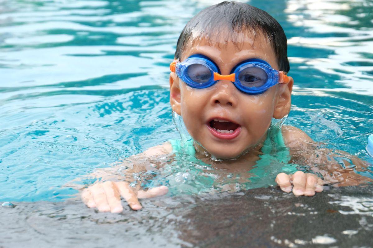 Purple Ribbon Campaign - Free Family Swim