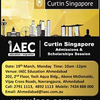 Spot of Curtin University Singapore
