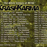 KrashKarma (Los Angeles) w Triple SP XOR and Cosmic Cactus