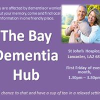 The Bay Dementia Hub Gil Graystone talk