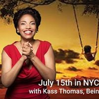 Being You with Money in NYC and Online with Kass Thomas
