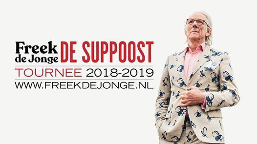 Freek de Jonge  De Suppoost