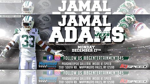 NY Jets Jamal Adams Meet & Greet