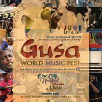 Gusa World Music Festival
