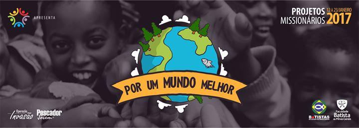 Projetos Missionrios 2017 - Operao Invaso e Pescador Jovem