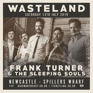 Frank Turner at Wasteland Festival