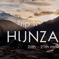 Raahee Trip to Hunza and Fairy Meadows