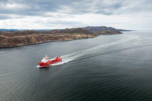Costal navigation for PECKystnavigasjon for kadettfarledsbevis
