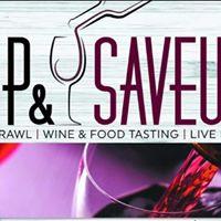 4th Annual Sip &amp Saveur Art and Tasting Showcase