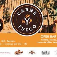 Carne Y Fuego Caxias - 1 Edio - La Barra
