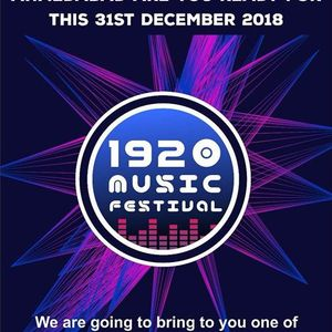 1920 Music Festival (New Year Party)