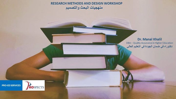 Research Methods and Design Workshop