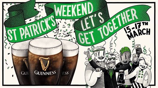 St Patricks Day at Ramblers Bar & Restaurant