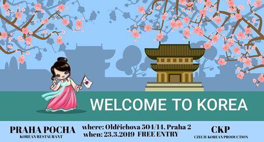Korean culture day Welcome to Korea
