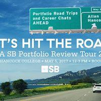 Portfolio Review Tour 2017 Allan Hancock College