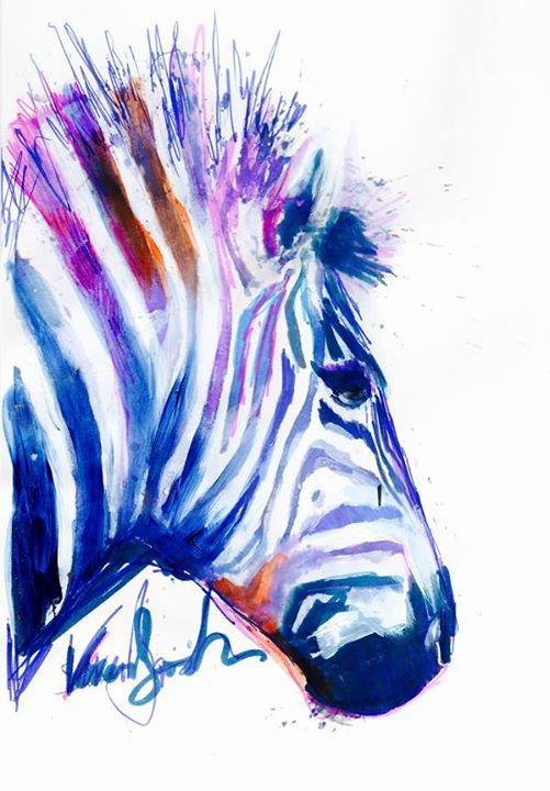 ArtNight Zebra op 15042019 in Utrecht
