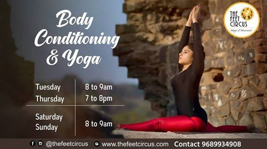 Weekend Special Body Conditioning & Yoga Program