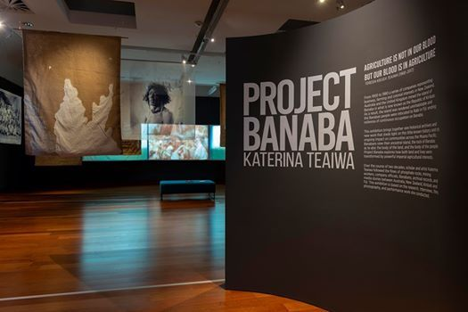 Exhibition Tour Project Banaba