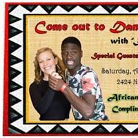 Kizomba Charlotte 1st Saturday April Dance  Lesson