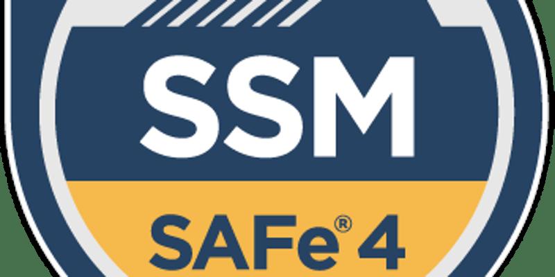 SAFe Scrum Master Certification New York NY