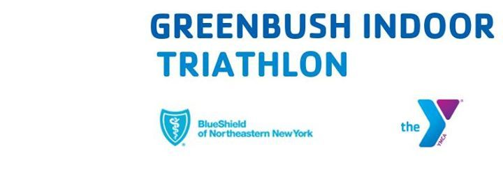 Indoor Triathlon At Capital District Ymca Greenbush Branch New York